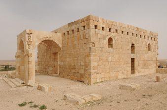 Il Castello di Qasr al-Hallabat