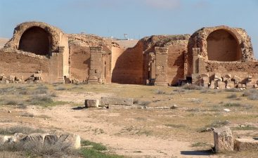 Ancora Qasr al-Mushatta