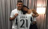 "Rihanna, auguri speciali e regalo da Dybala: ""Splendi come un diamante"""