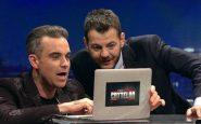 Robbie Williams si scaglia contro Gianni Morandi nella trasmissione di Cattelan