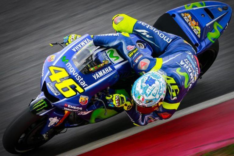 Valentino Rossi: Moto GP, buone sensazioni per il futuro