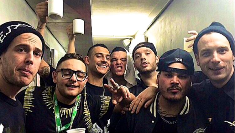 Nomi dei rapper e beatmaker Italiani