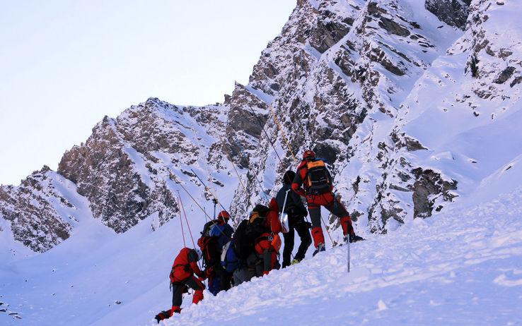 Val Di Susa, trovati tre alpinisti morti