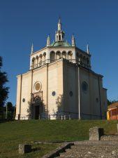 La chiesa del villaggio