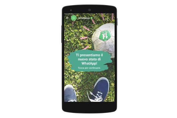 """Whatsapp come Facebook: arrivano gli aggiornamenti di stato """"a tempo"""""""
