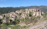 Panoramica del borgo di Africo - Casalinuovo