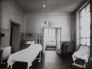 L'ambulatorio dell'ospedale