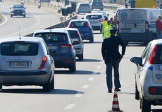 Avellino-Salerno: assalto armato in autostrada a un blindato portavalori
