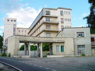 L'ex Sanatorio Banti
