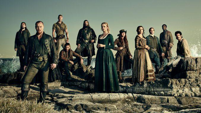Black Sails: curiorità su personaggi e interpreti