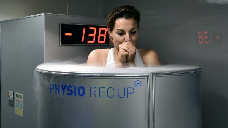 Crioterapia: il freddo puó essere usato come terapia