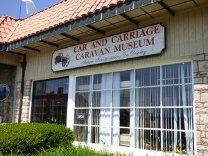 Il Car And Carriage Caravan Museum