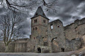 Il Castello di Frankenstein