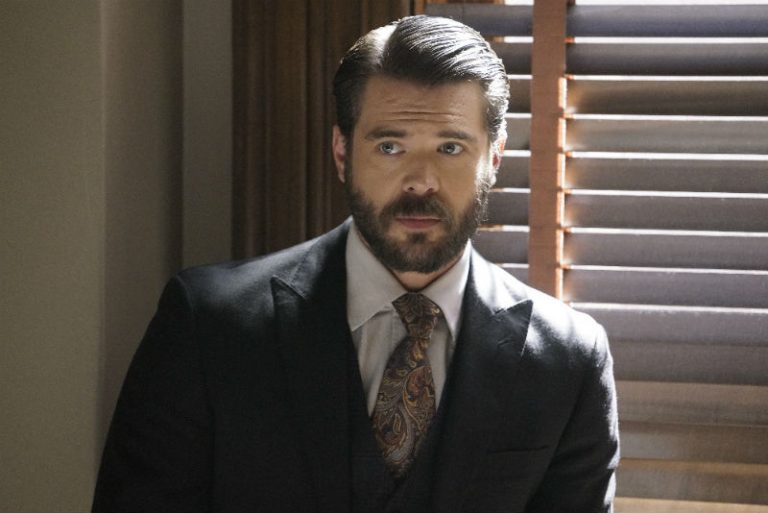 "Charlie Weber: ""Frank tornerà ad uccidere in How to get away with murder"""