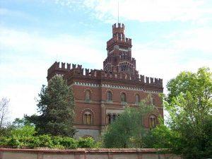 Villa Crespi, la villa padronale