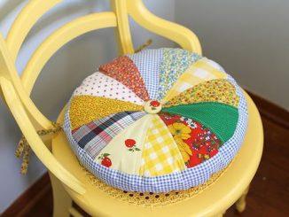 Tre modi per realizzare cuscini per sedie