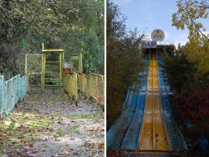 Dadipark, parco abbandonato in Belgio