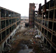 Esempio del degrado di Detroit