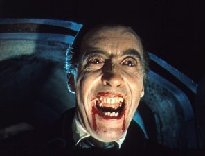 """Dracula"" (1958) con Christopher Lee"