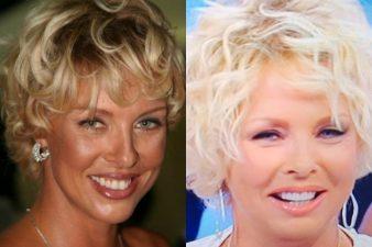 Chi si ricorda Ela Weber? Guardate un pò quanto cambiata!