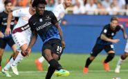 Milan, calciomercato: i rossoneri vorrebbero soffiare Kessié alla Roma