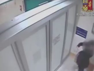 furto ospedale