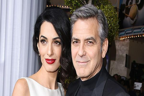 """George Clooney sulla paternità: """"Avere due gemelli sarà un'avventura"""""""