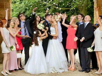 Matrimonio: quante persone invitare