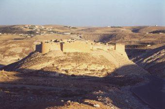 Veduta panoramica di Karak