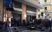 Gomorra 3: le riprese al Vomero con Ciro che rapina una banca