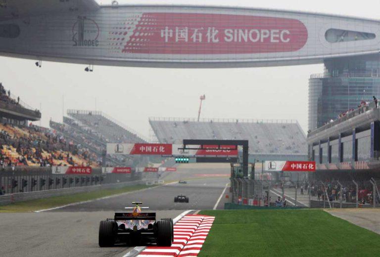 Formula 1: Shanghai vuole ridiscutere l'eventuale rinnovo del GP della Cina
