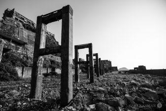 Strutture abbandonate della miniera