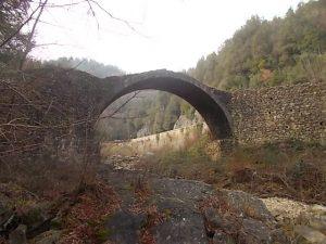 Il Ponte della Pia in autunno