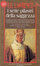 """Copertina del libro  """"I sette pilastri della saggezza"""" di T. E. Lawrence"""