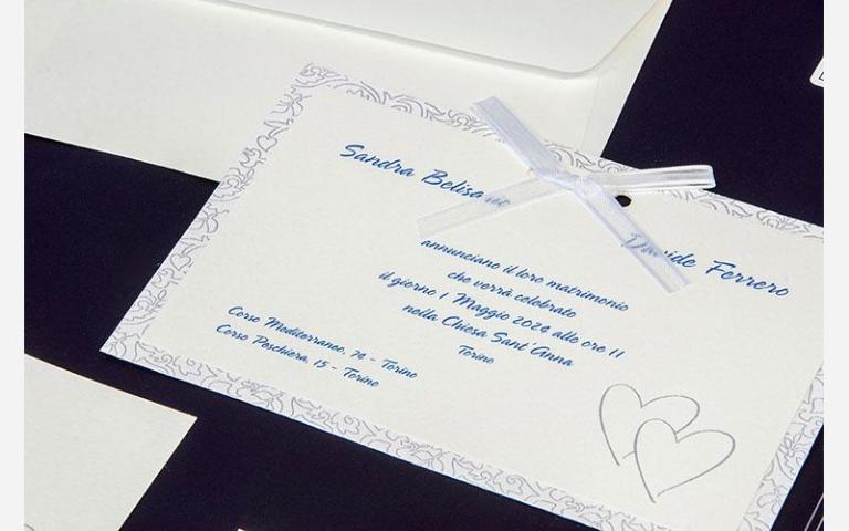 Tre motivi per scegliere le partecipazioni on line for Partecipazioni nozze on line