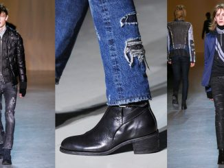 Come abbinare i jeans strappati