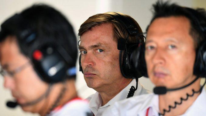 Formula 1: l'Amministratore Delegato Jost Capito lascia la McLaren