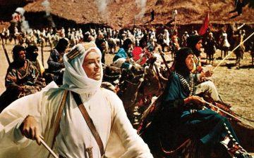 """Scena di """"Lawrence d'Arabia"""""""
