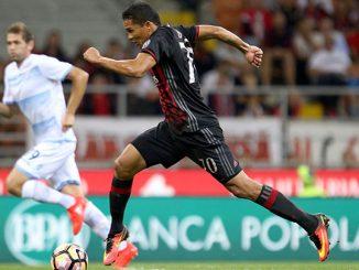Lazio-Milan: tridente rimandato e Suso fa miracoli