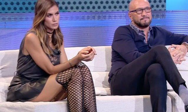 Melissa Satta senza slip a Tiki Taka? La showgirl smentisce e si indigna