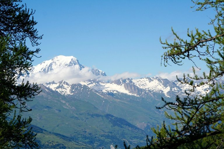 Monte Bianco: dove sciare