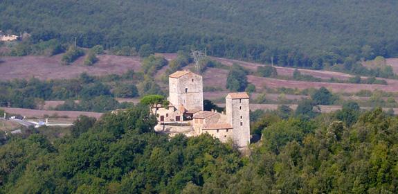 Il Castello Montarrenti