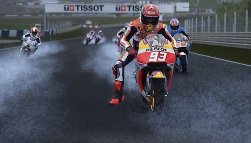 MotoGP: in Qatar le moto gareggeranno anche sotto la pioggia