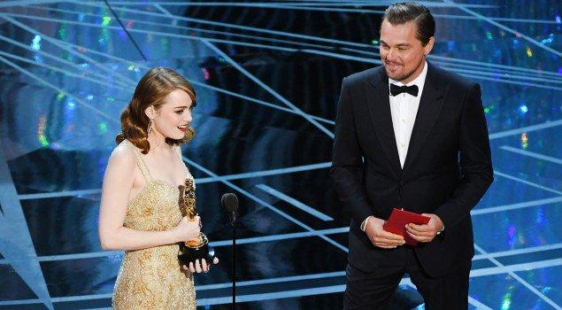 Oscar 2017, errore La La Land-Moonlight: colpa di DiCaprio? Ecco le prove