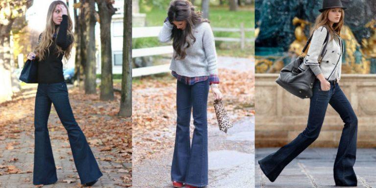 selezione premium 9ae62 3e982 Quali scarpe mettere sotto i jeans a zampa