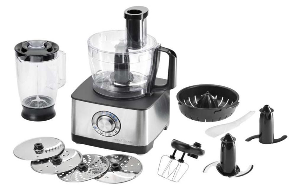Cinque motivi per usare il robot da cucina - Robot da cucina che cuociono ...