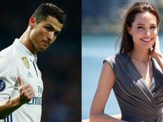 Cristiano Ronaldo guest star in una serie tv in coppia con Angelina Jolie