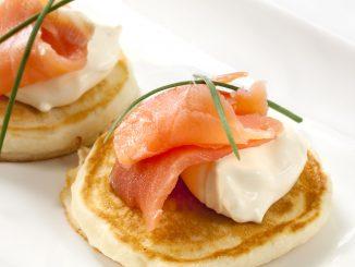Tre ricette con salmone affumicato
