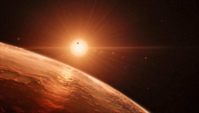 trappist-1 pianeti simili alla terra