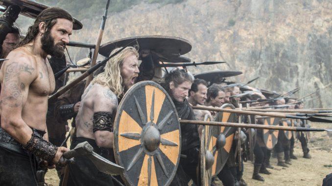Vikings: la serie tv apre la sua quarta stagione con una feroce lotta per il potere